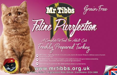 60% TURKEY GRAIN FREE ADULT CAT FOOD ~ SAVER PACKS